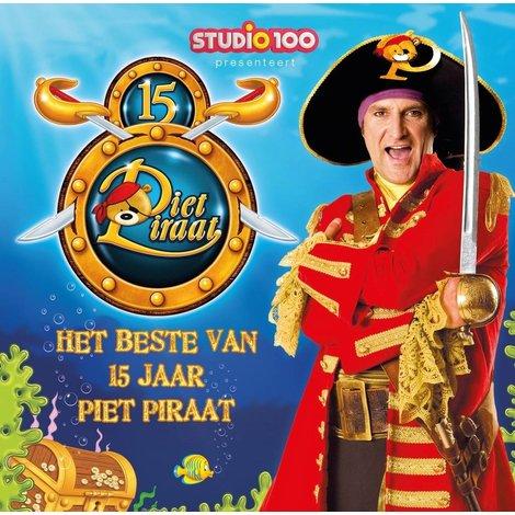 Piet Piraat CD - Het beste van 15 jaar Piet Piraat