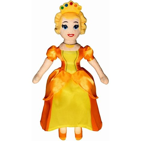 Studio 100 Daisy Prinsessia Cuddly Doll