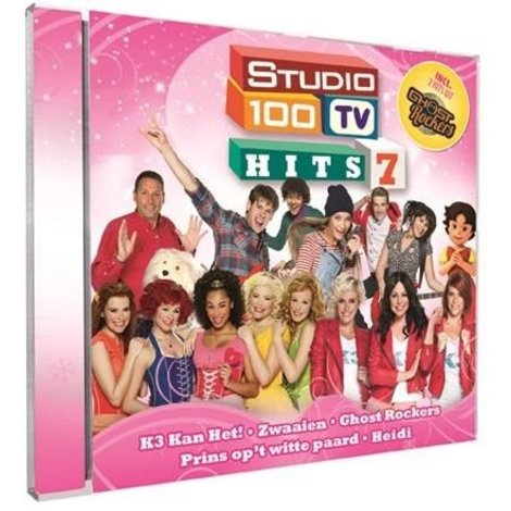 Studio 100 CD- Studio 100 hits vol.7