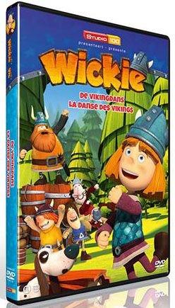 Wickie de Viking DVD - De vikingdans