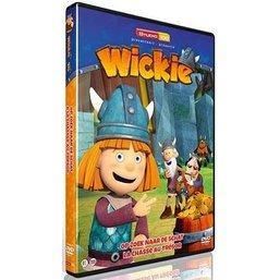 Wickie de Viking DVD- Op zoek naar de schat