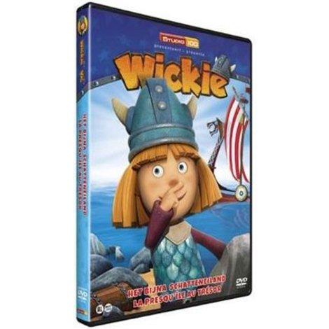 Vic le Viking DVD - La Presqu'île au Trésor