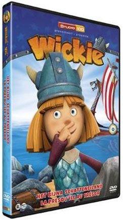 Wickie de Viking DVD - Het bijna schatteneiland