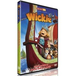 Wickie de Viking DVD - Tegen de wind in