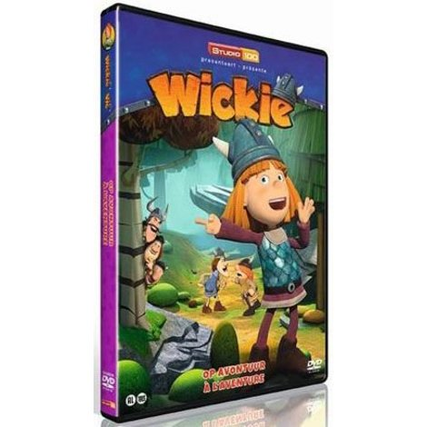 Wickie de Viking DVD- op avontuur