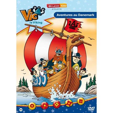 Vic le Viking DVD - Aventures au Danemark