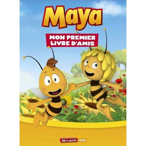 Carnet de l'amitié Maya l'abeille