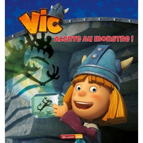 Livre Wickie: Alerte au monstre