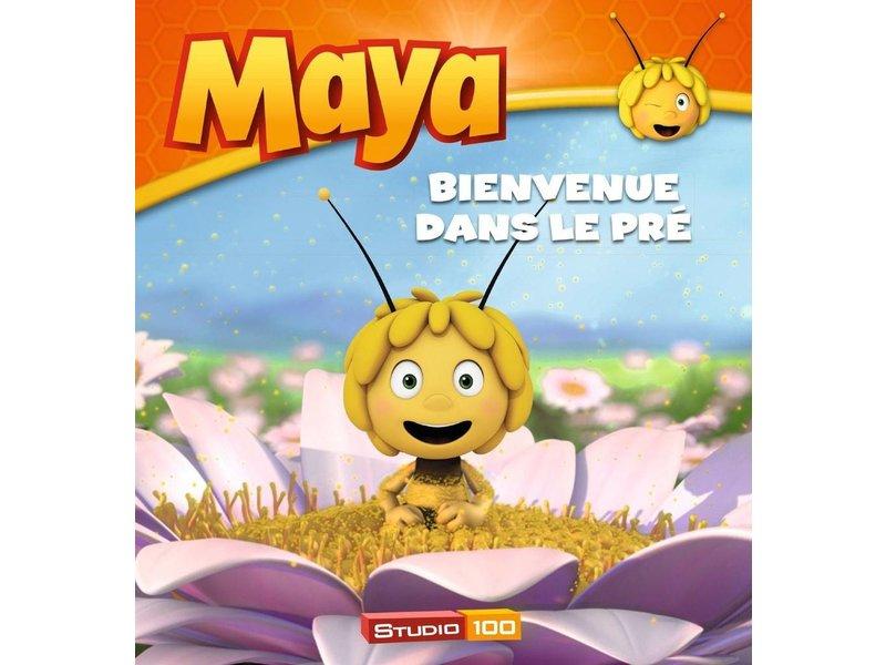 100 L'abeille La Livre Maya Webshop Bienvenue Studio Prairie Dans iuOPkXTZ