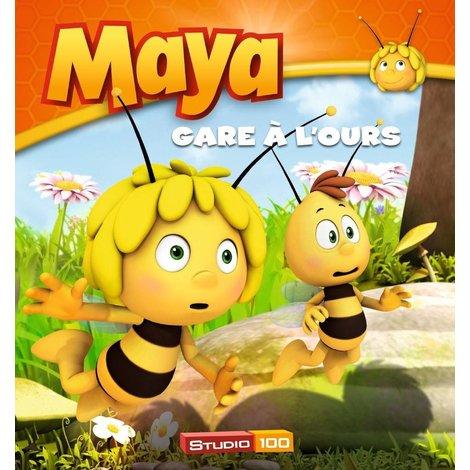 Livre Maya l'abeille - Gare à l'ours