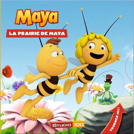 Livre Maya l'abeille - La prairie de Maya