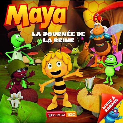 Livre Maya: La journee de la Reine
