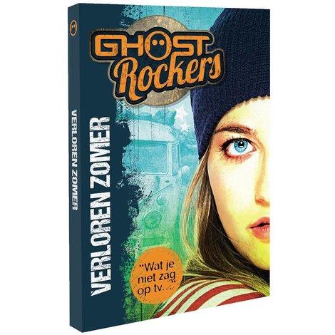 Boek Ghost Rockers: Verloren zomer