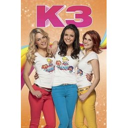 K3 Poster Pow 61 x 92 cm