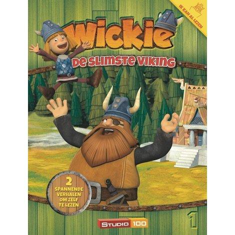 Wickie de Viking Boek - De slimste viking