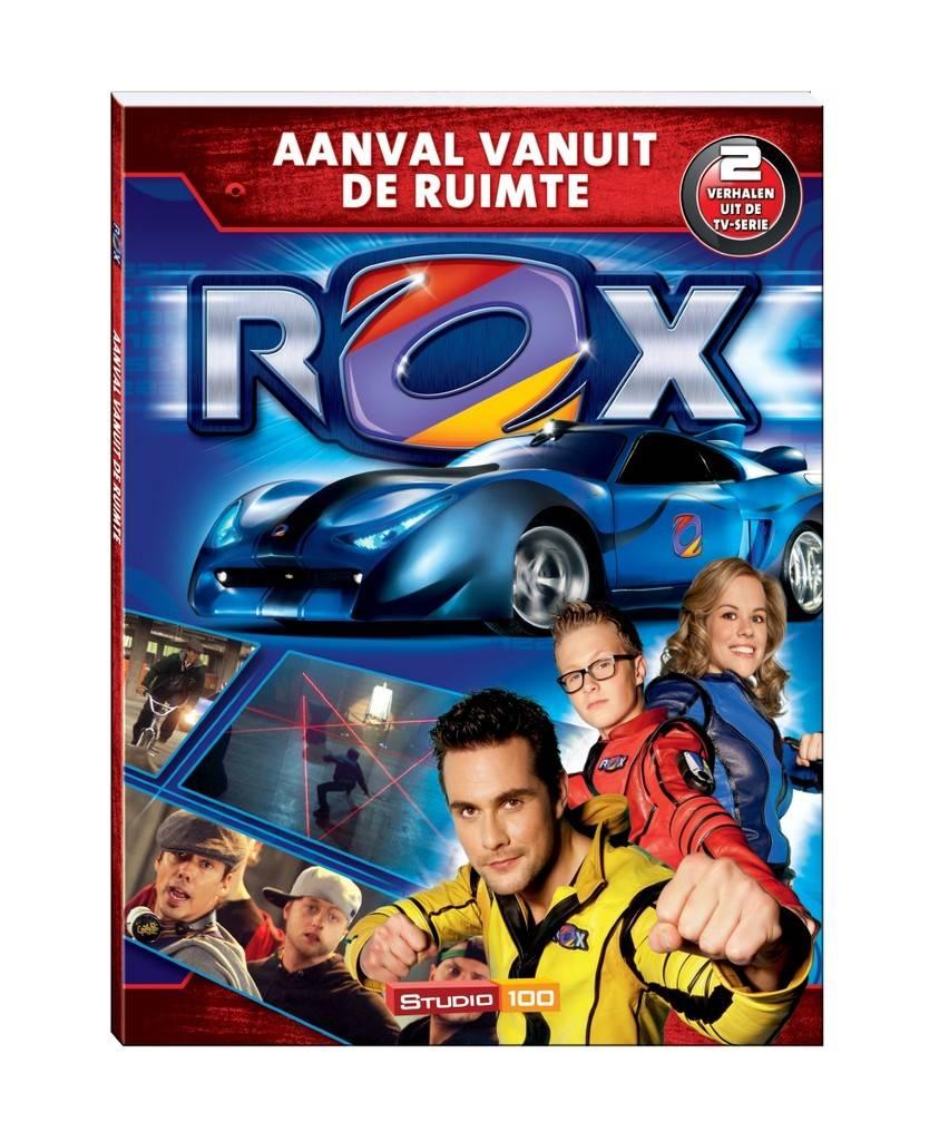 Rox Fotoboek - Aanval vanuit de ruimte