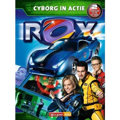 Fotoboek Rox: cyborg in actie