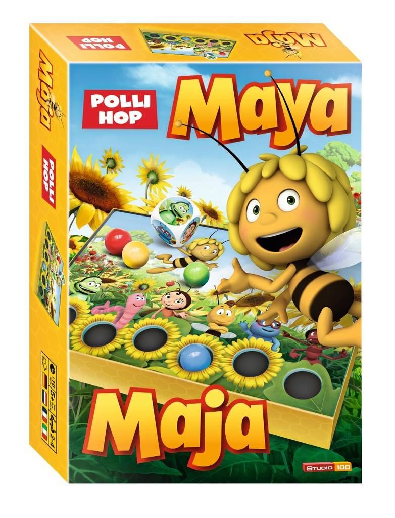 Maya de Bij Spel Polli Hop