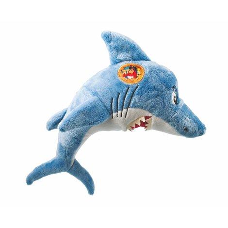 Pluche Piet Piraat: haai