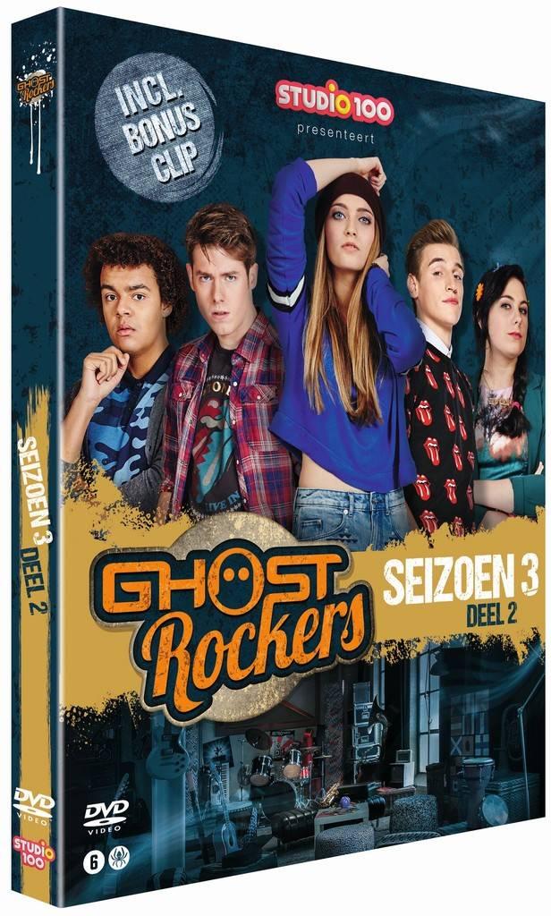 Ghost Rockers 2-DVD box - Seizoen 3 deel 2