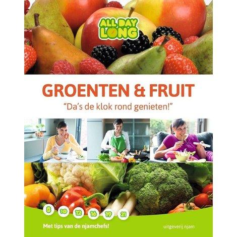 NJAM! Boek - Groenten en Fruit
