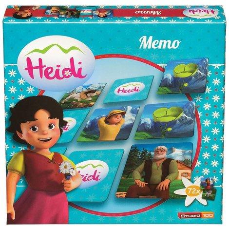 Heidi Memory