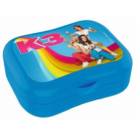 K3 Lunchbox - Blauw