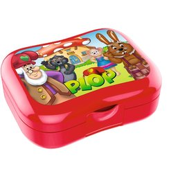 Lunchbox Plop en de Peppers rood