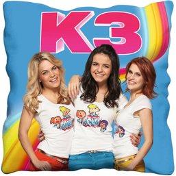 K3 Kussen - 40x40 cm