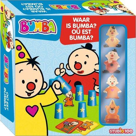 Bumba Spel - Waar is Bumba?
