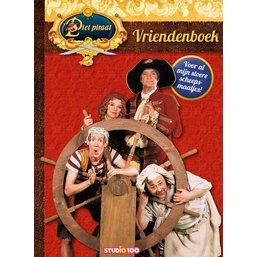 Piet Piraat Vriendenboek
