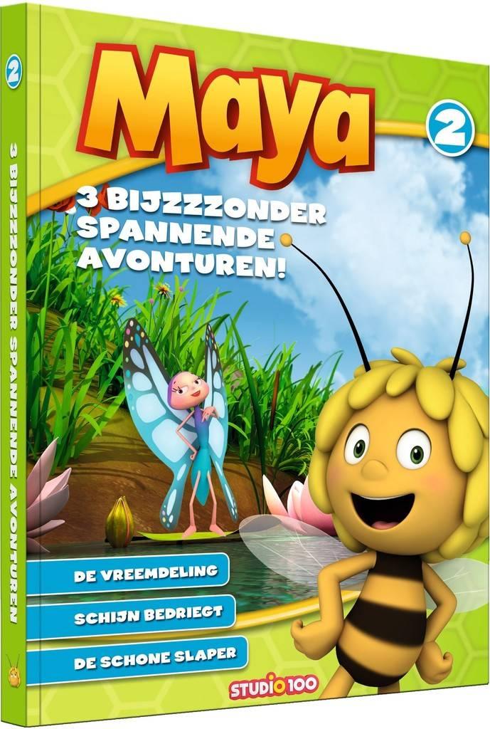 Boek Maya: Voorleesboek