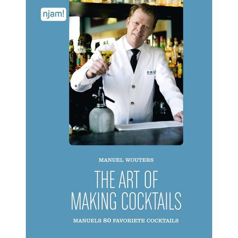 NJAM! Boek - The art of making cocktails