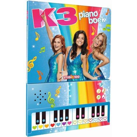 Pianoboek K3