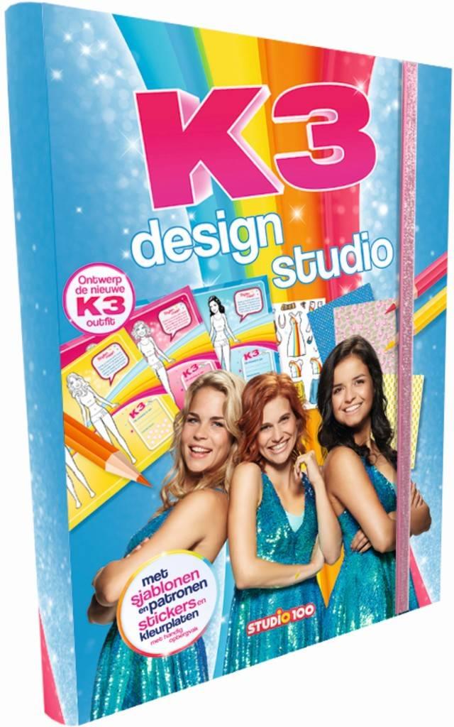 K3 Boek - Design studio