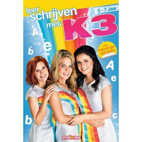Doeboek K3: Ik leer schrijven