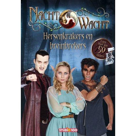 Nachtwacht Doeboek