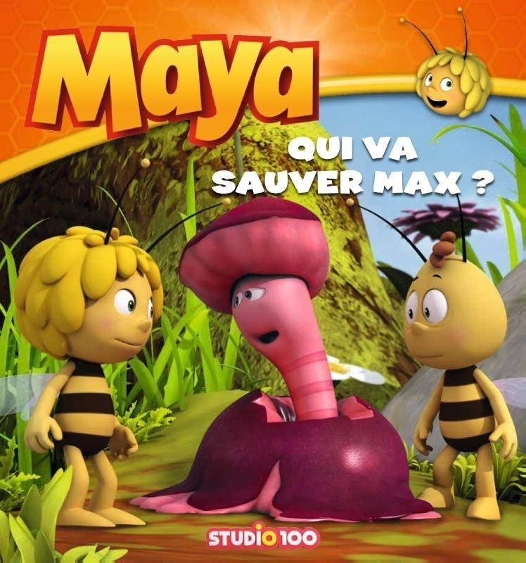 Maya Livre - Qui va sauver Max