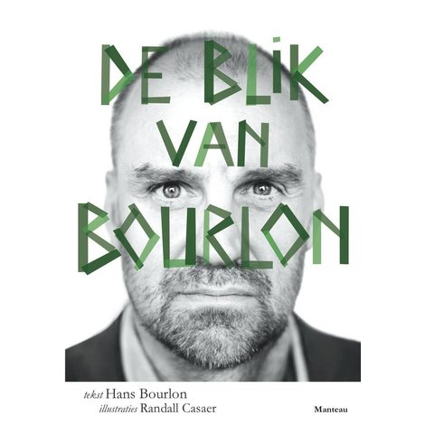 Boek Hans Bourlon: De blik van Bourlon