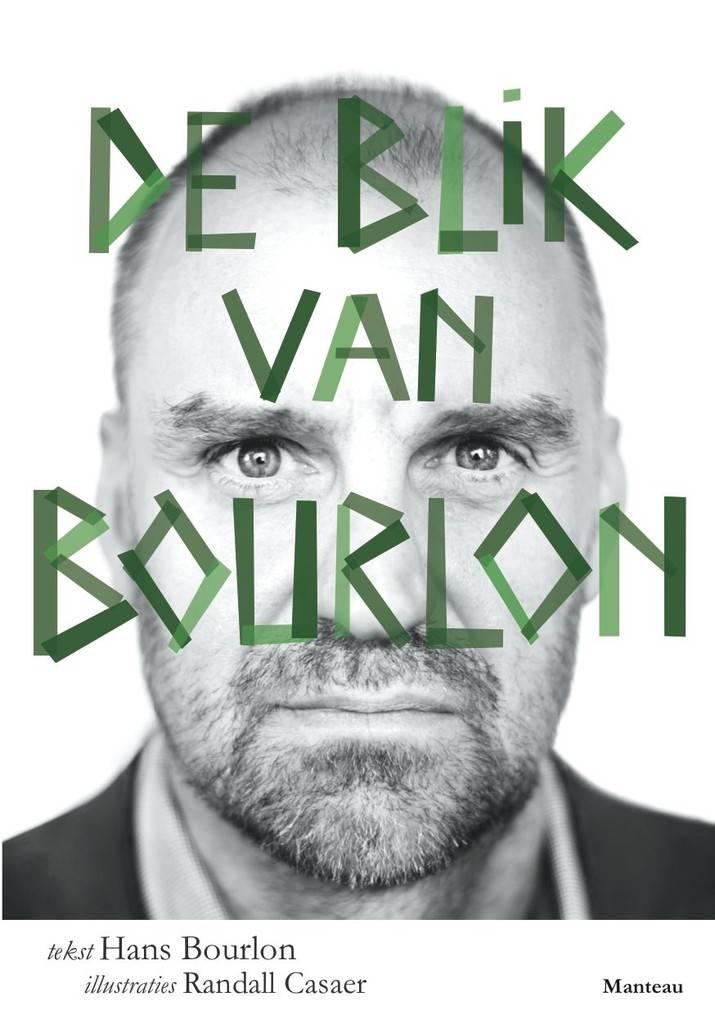 Hans Bourlon Boek - De blik van Bourlon
