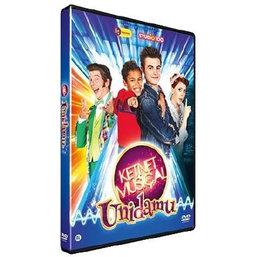Studio 100 DVD - Ketnet musical Unidamu