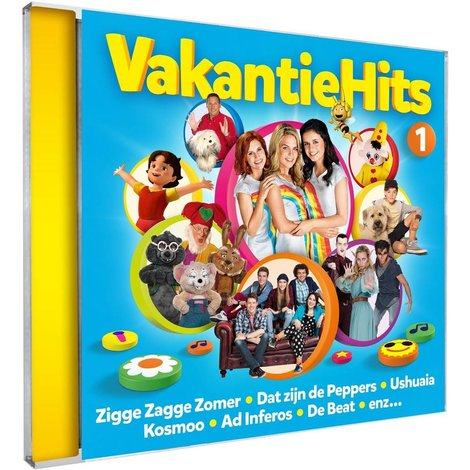 Cd Studio 100: vakantiehits vol. 1
