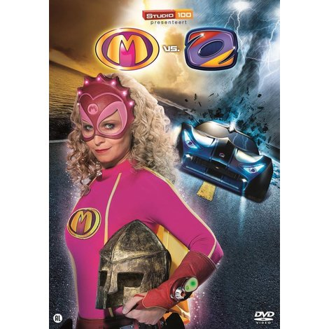 Dvd Mega Mindy: Mega Mindy vs Rox