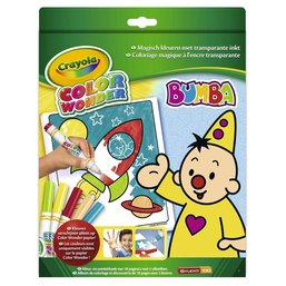 Color Wonder set Bumba