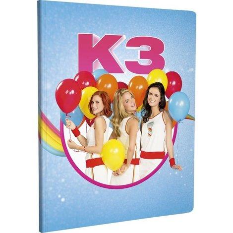 K3 Schrift - A5 gelijnd