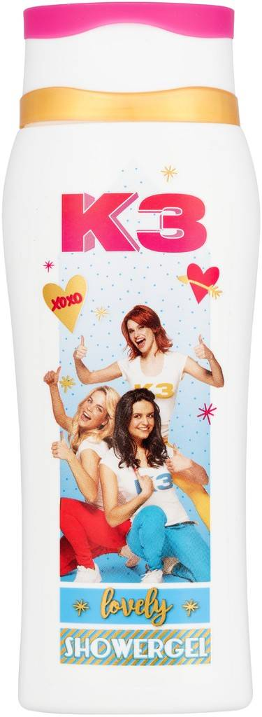 K3 Showergel - 250 ml