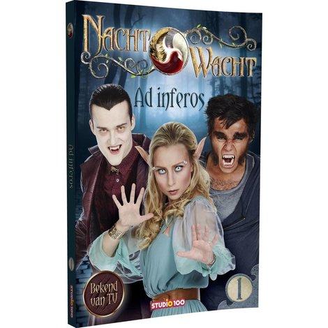 Boek Nachtwacht: leesboek 1