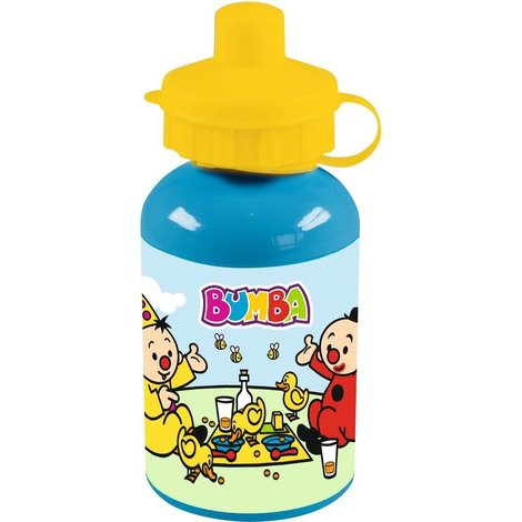Bumba Drinkfles blauw - 250 ml