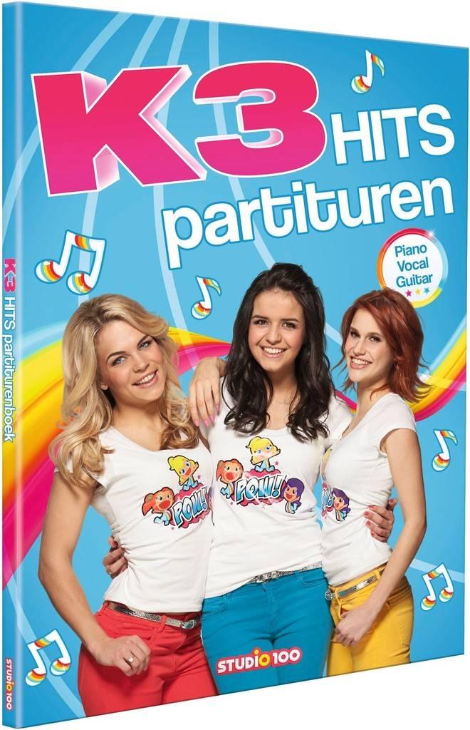 K3 Partiturenboek
