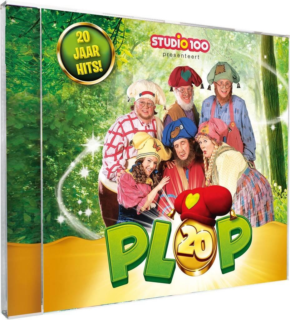 Kabouter Plop CD - Het allerbeste van 20 jaar Plop